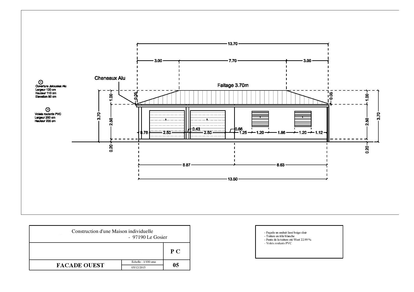 Accueil permis de construire en guadeloupe for Permis de construire agricole