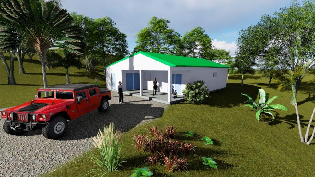 Maison 120 m² à St-Protais