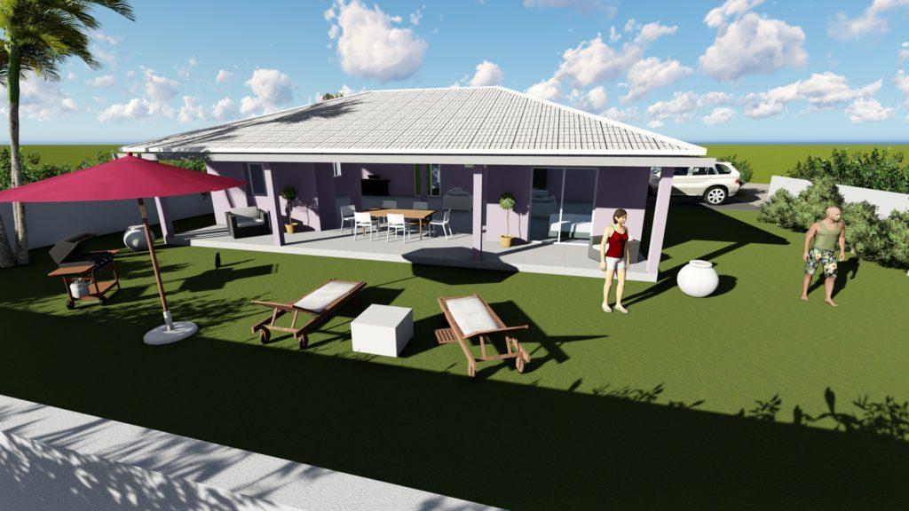 Maison 110 m²